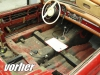 Mercedes 280 SL Pagode Restaurierung