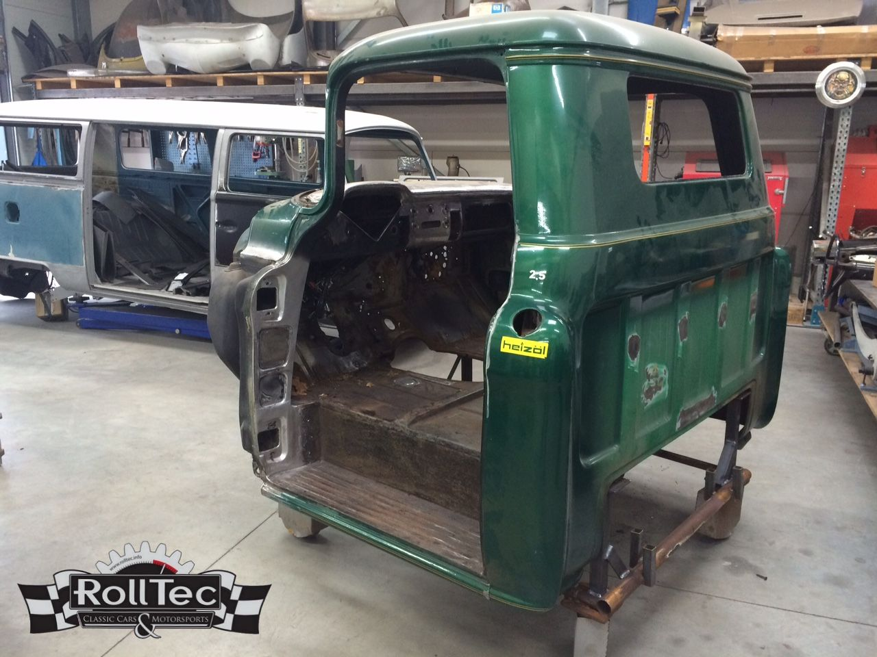 Chevrolet Pickup Restauration