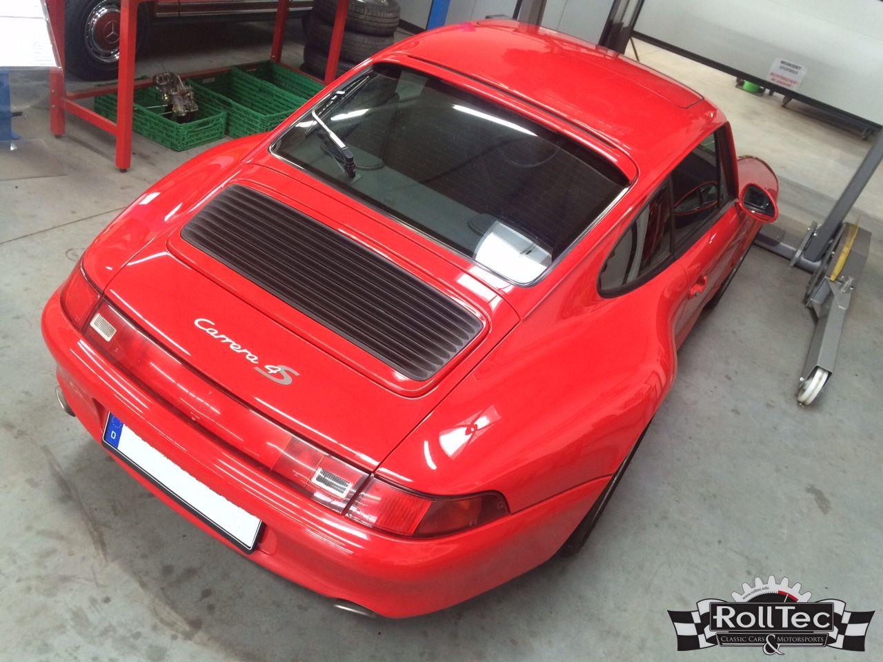 Porsche 993 4S RSR