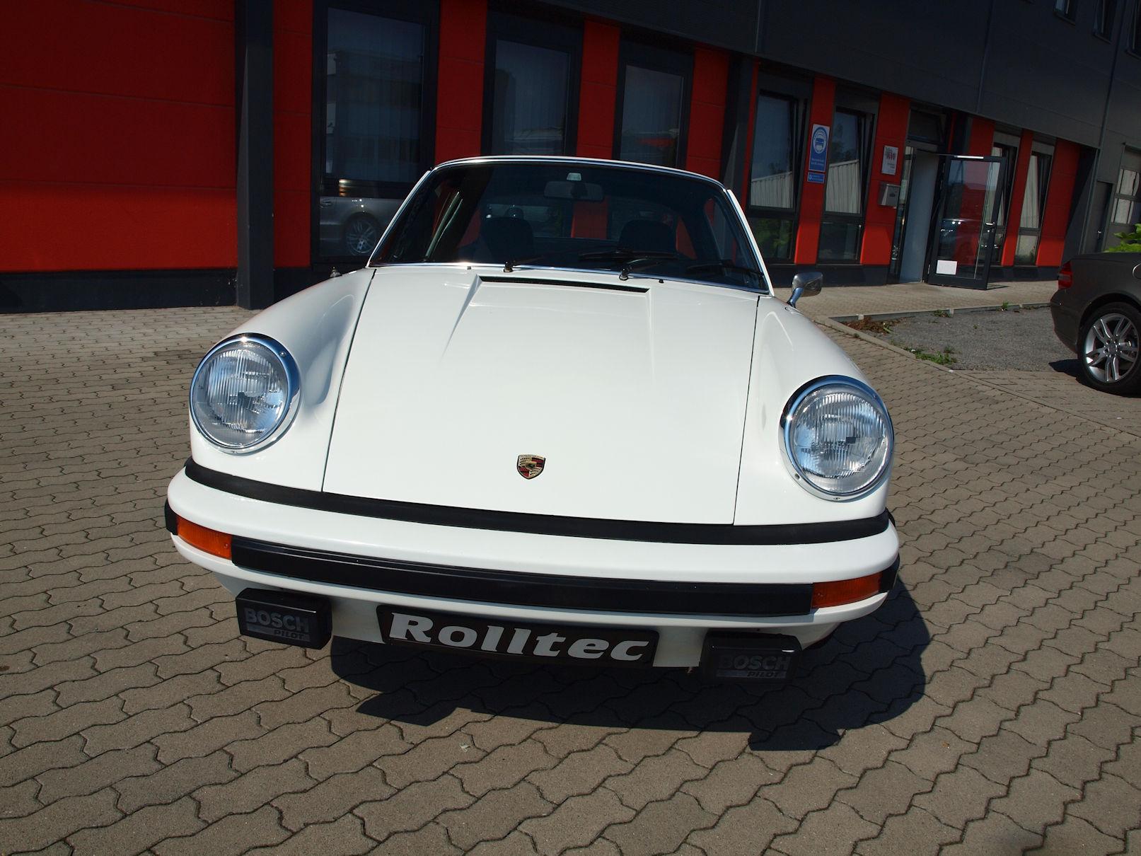 Porsche 911 Targa Restauration Bild3