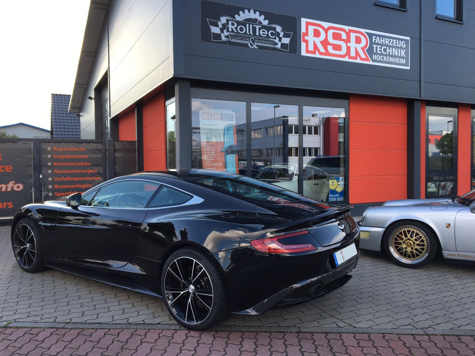 Nicht nur Porsche bei RollTec Engineering